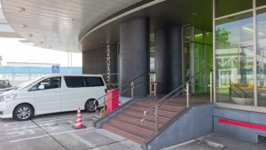 朝潮橋PAの写真(2)