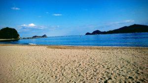 下阿蘇ビーチの写真