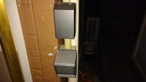 普通充電設備の写真
