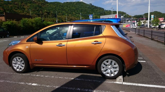 リーフ 愛車の写真